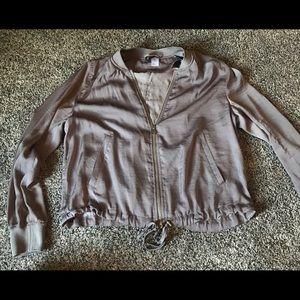 H&M long sleeve dress jacket